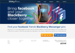 find you facebook friends BBM pins